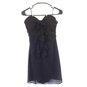 Guess Los Angeles Strapless Mini Dress